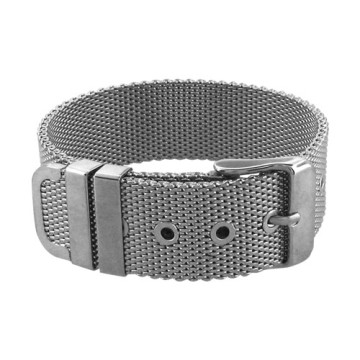 Buckle Up with Stainless Steel Belt Bracelets, by Fire Steel