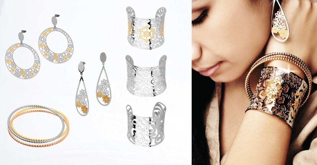 Fire Steel, Stainless Steel Jewellery for Women, About Us Page