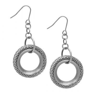 Add Elegance to Your Appearance with Stainless Steel Earrings